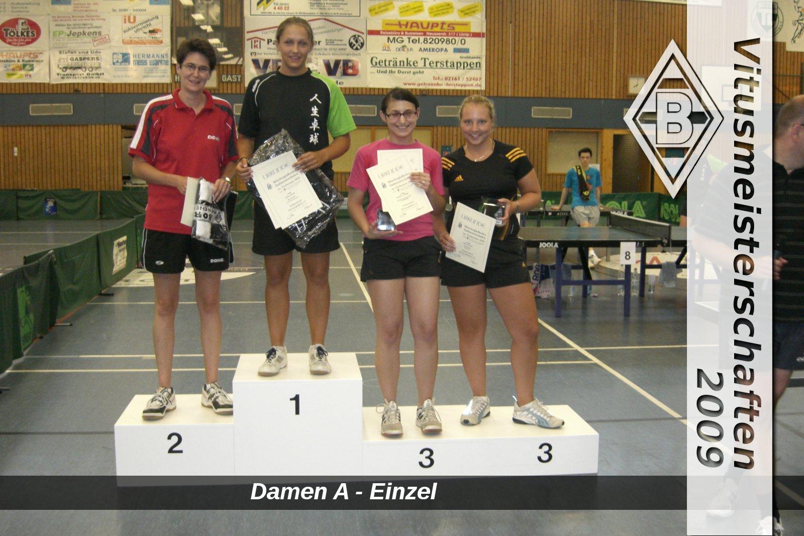 VM2009-DamenA-Einzel