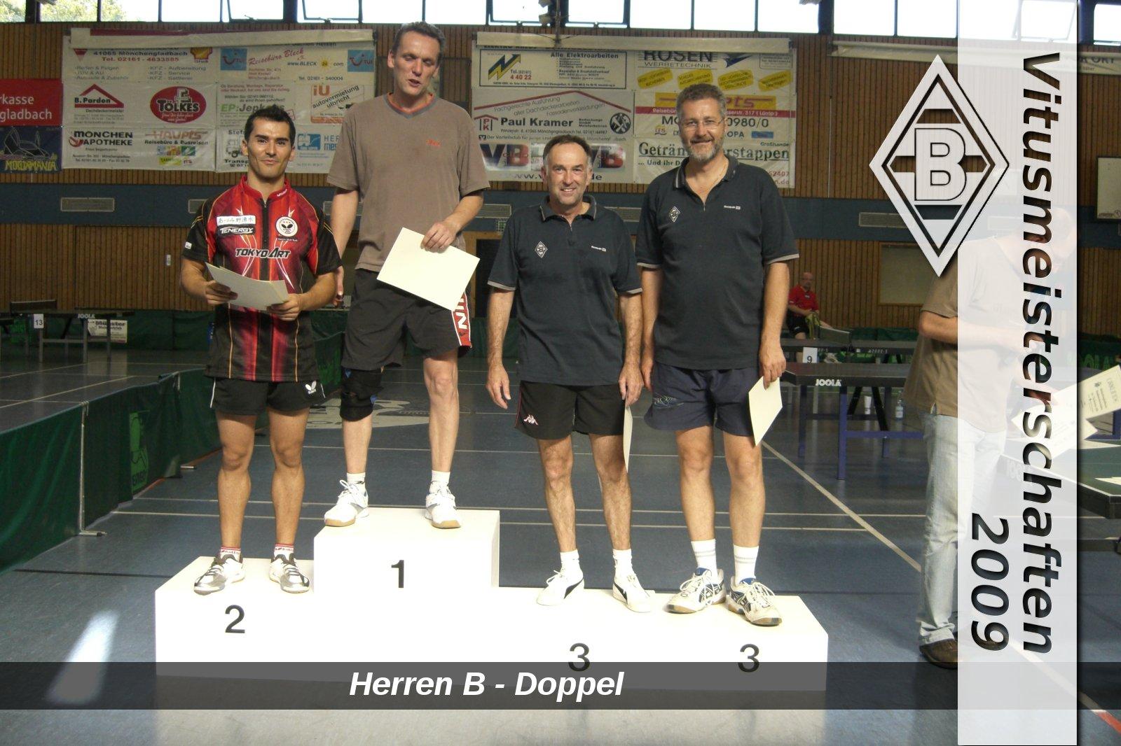 VM2009-HerrenB-Doppel