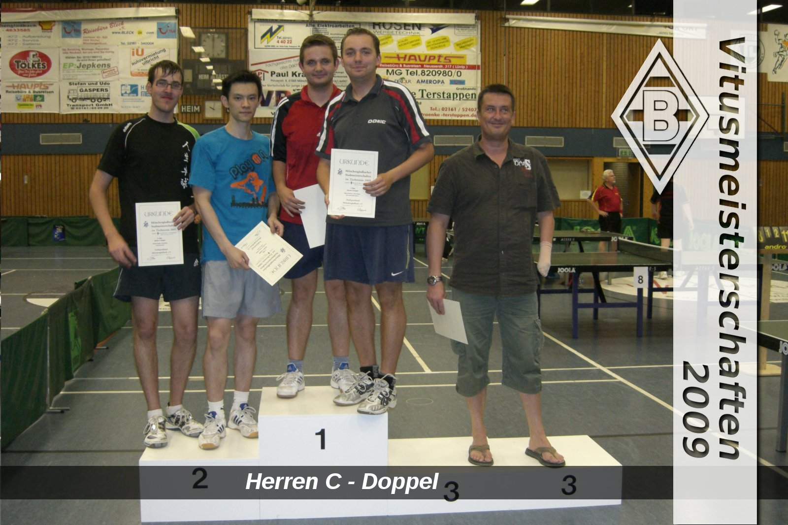 VM2009-HerrenC-Doppel