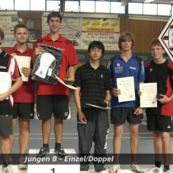 VM2009-JungenB-Einzel-Doppel