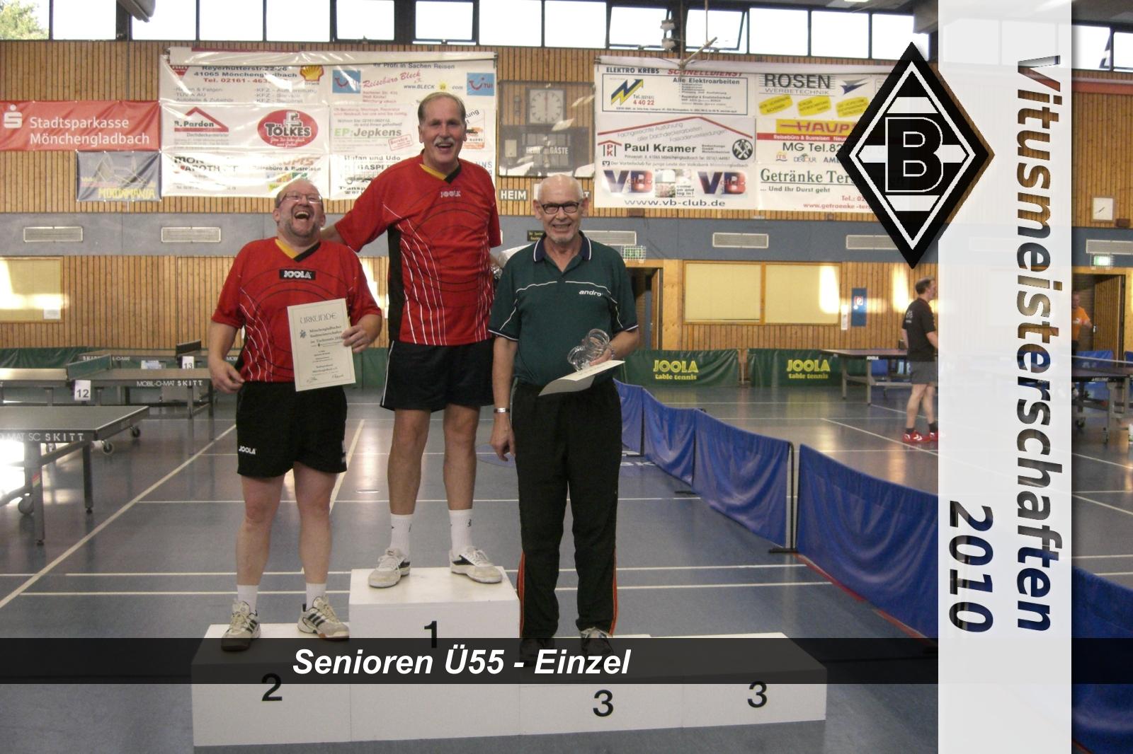 SeniorenU55 Einzel
