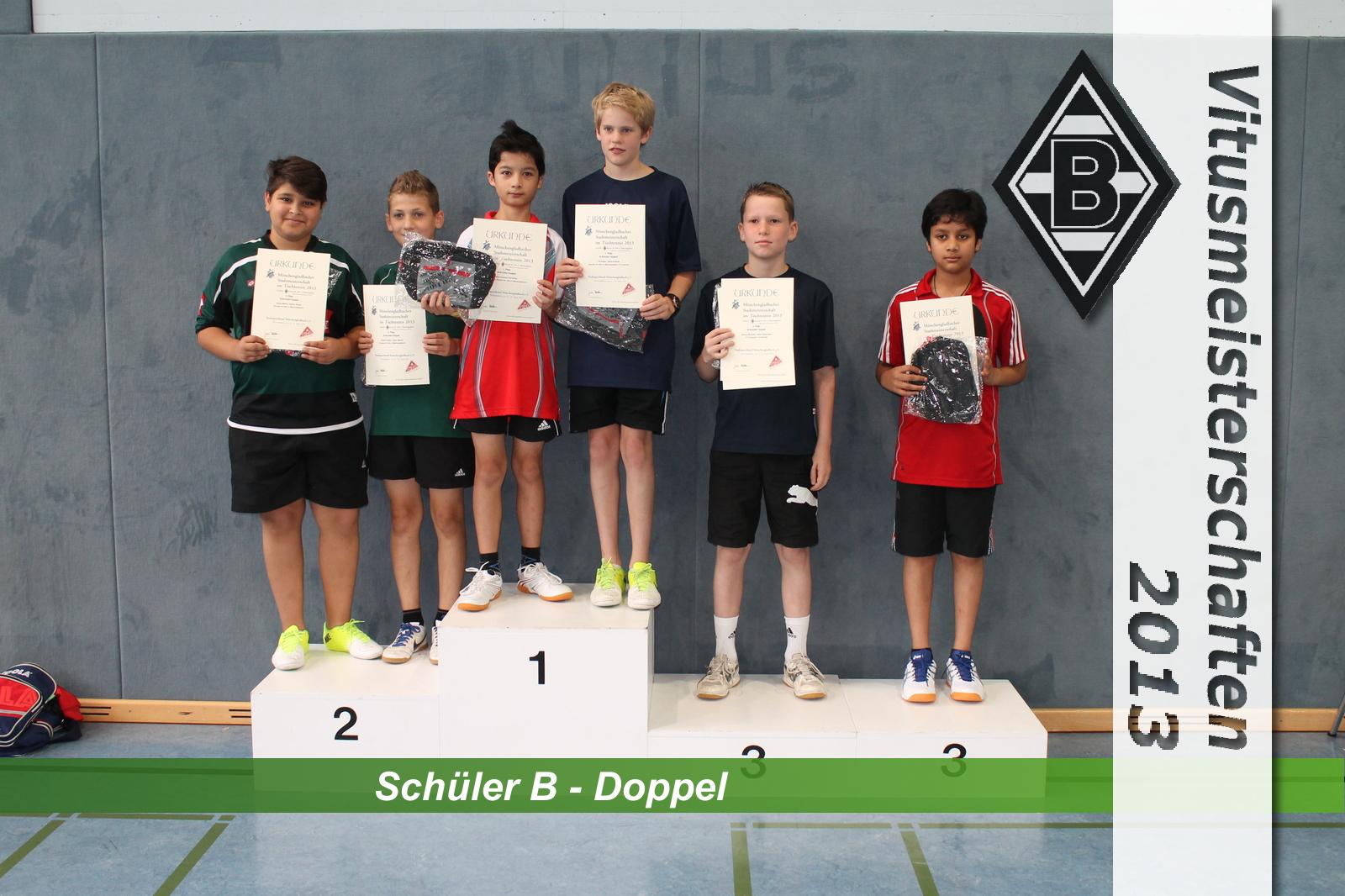 B-Schueler-Doppel