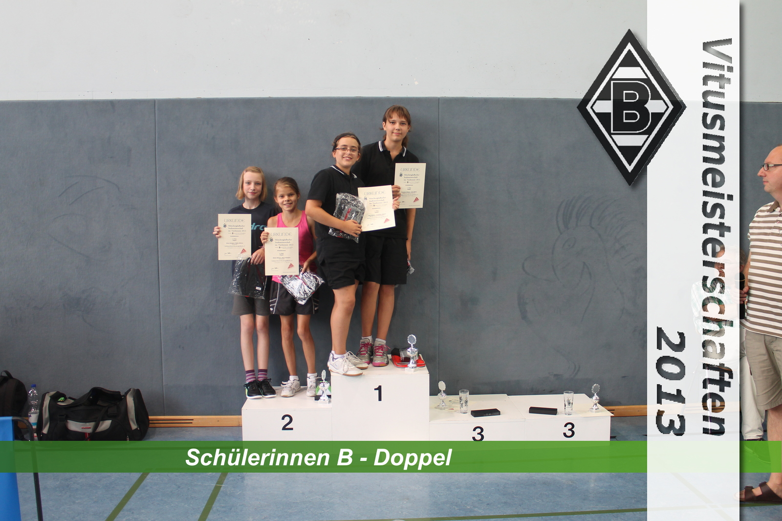 B-Schuelerinnen-Doppel